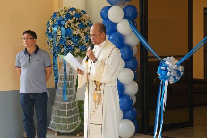 Fr. Nielo Cantilado, SVD